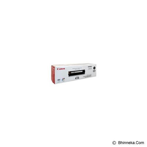 CANON Black Toner [416] - Toner Printer Canon